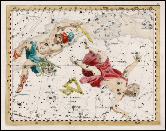 andromeda astrologia
